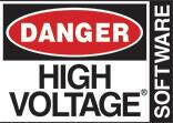 High Voltage logo