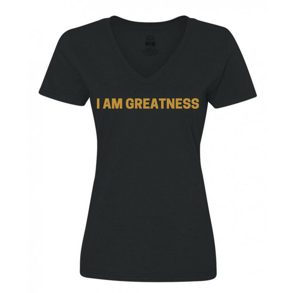 I AM GREATNESS