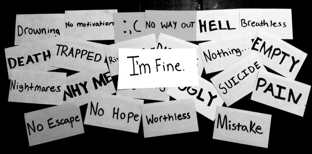 I'm fine, help me.