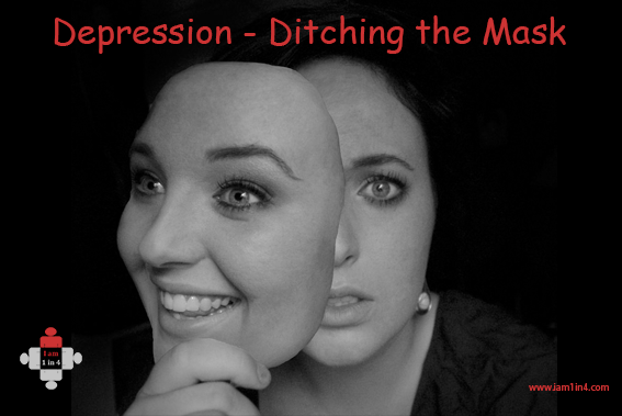 Depression – Ditching the Mask