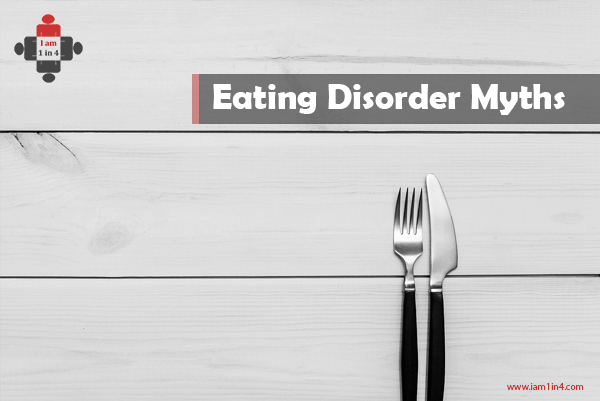 Eating Disorder Myths
