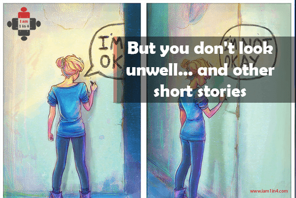But you don't look unwell… and other short stories