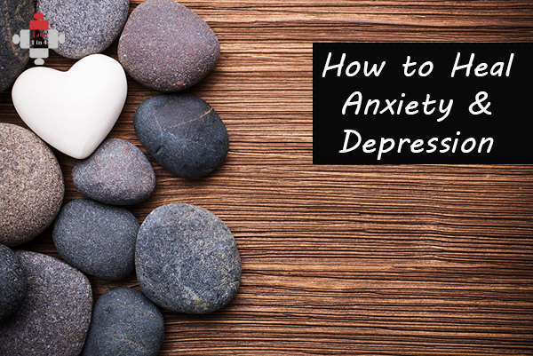 Using Meditation to Heal Anxiety & Depression