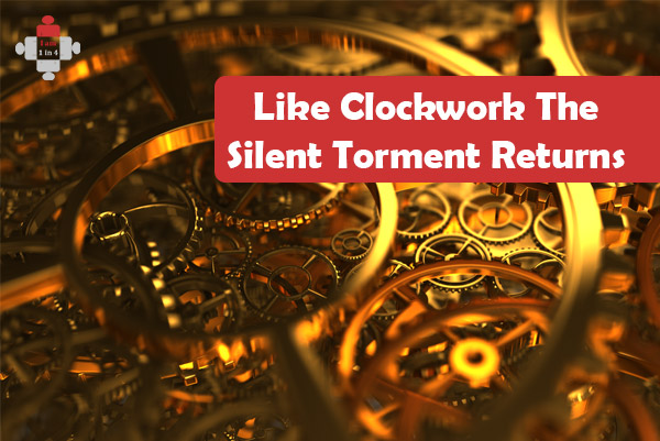 Like Clockwork The Silent Torment Returns