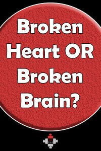 Broken Heart or Broken Brain? Anxiety can cause the same symptoms as a heart attack or angina. I had to see the doctor - was it a case of broken heart or broken brain?