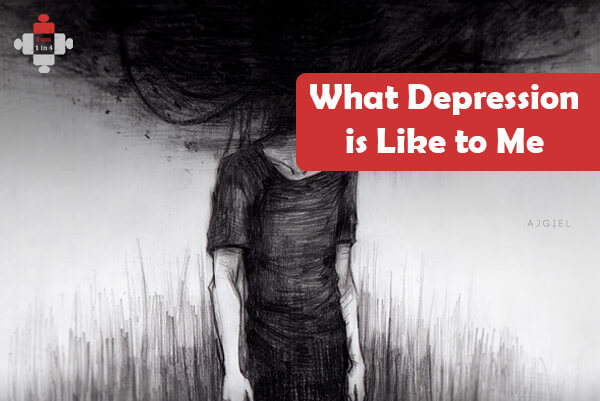 What Depression is Like to Me