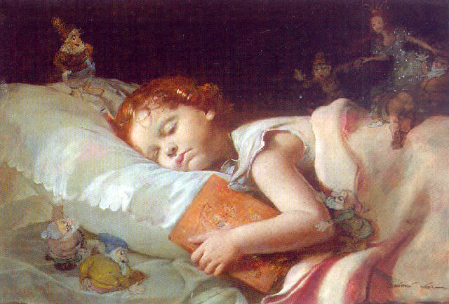 Sweet Dreams (Dreaming of Snow White And The Seven Dwarves)