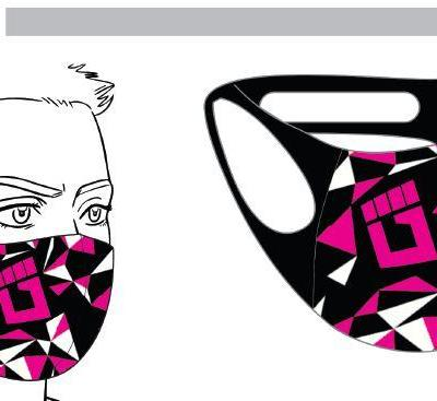 LIMITED – PINK ULTRA Mask with Filter