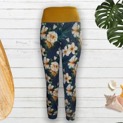 Aloha tights (3/4 Length)