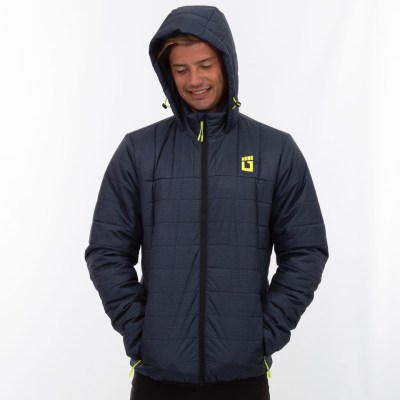 Mens ULTRA Puffer Jacket – Navy