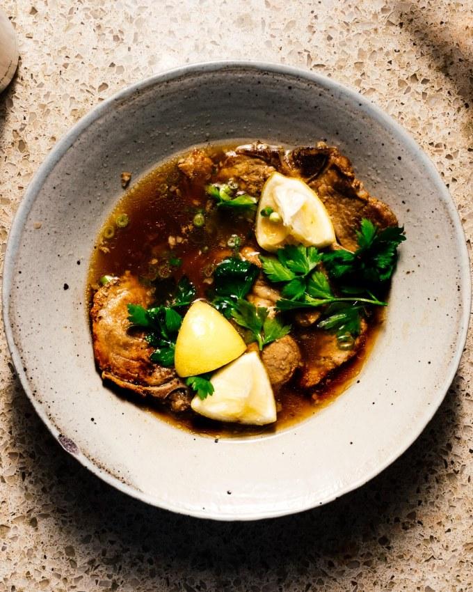 Easy Pork Adobo Recipe | www.iamafoodblog.com