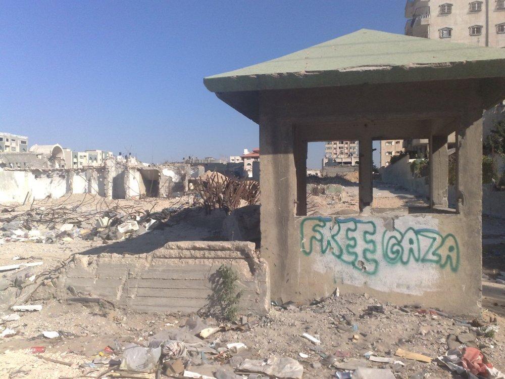 Gaza, where nothing's forgotten! (5/6)