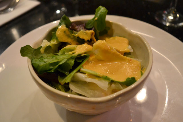 Osaka_hibachi salad
