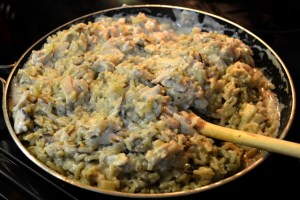 Chicken and Wild Rice Casserole_06