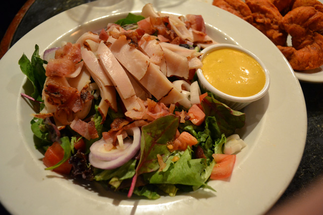 The Red Hat_Turkey Club Salad