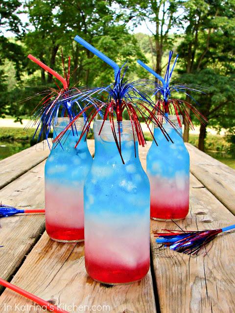 Layered Drink Tutorial from @katrinaskitchen