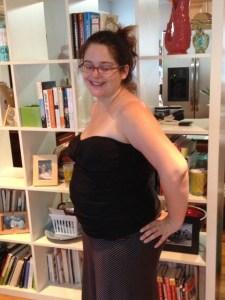 23 weeks bump update