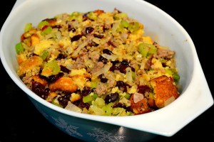 Cornbread and Sausage Stuffing_10