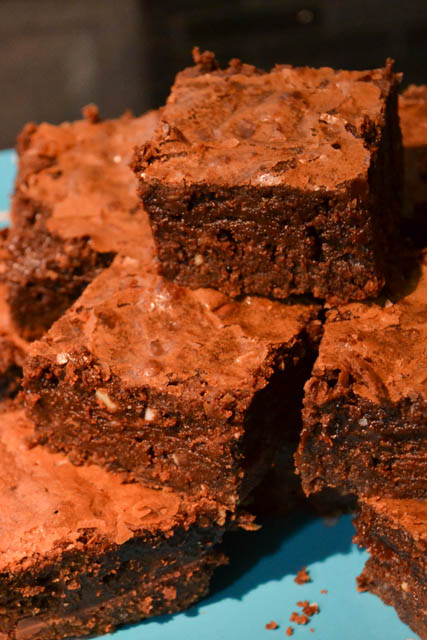 Andes Mint Chip Brownies-1