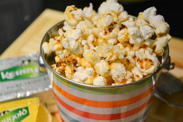 Cheesy Fiesta Popcorn-1