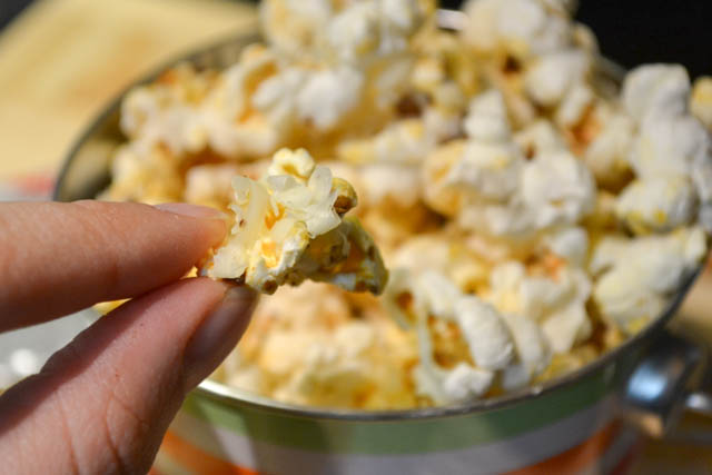 Cheesy Fiesta Popcorn-2