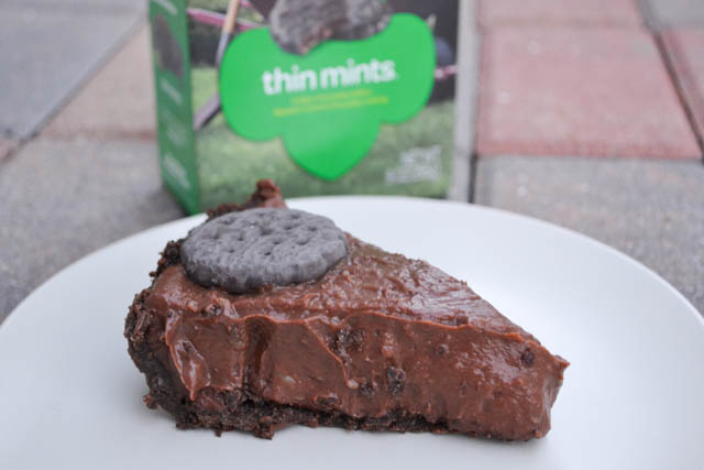 Thin Mint Cookie Pie-1