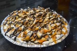 Frozen Samoa Cookie Pie-11