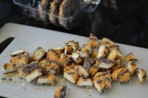 Frozen Samoa Cookie Pie-8