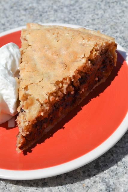 Kentucky Derby Chocolate Walnut Pie-3