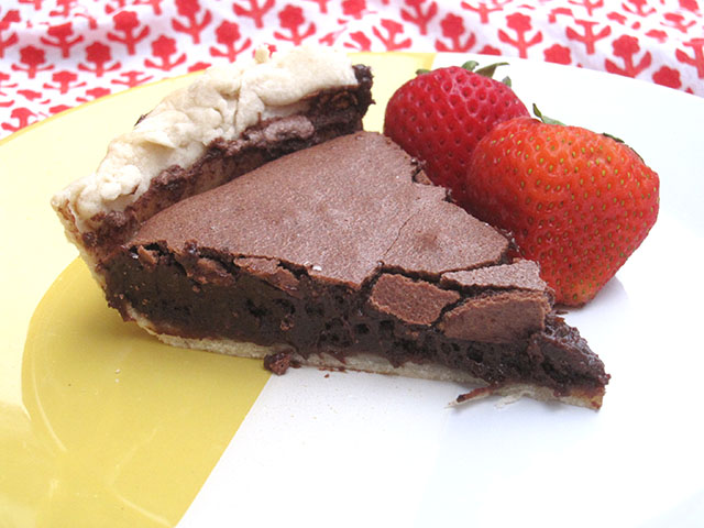 Chocolate Chess Pie_02