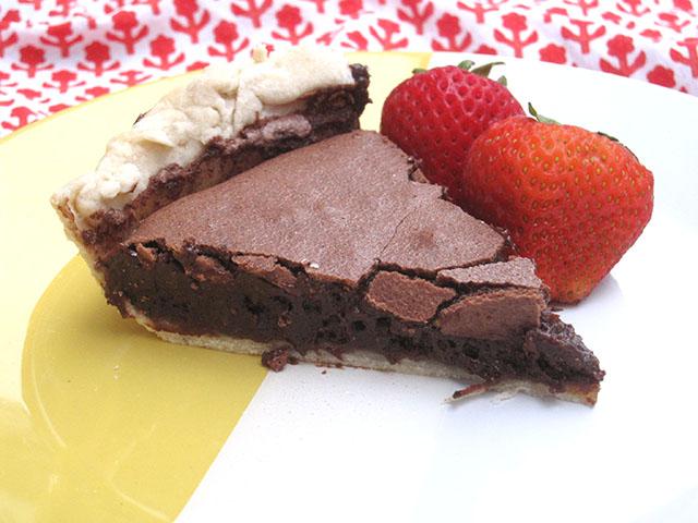 Chocolate Chess Pie_02