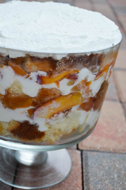 Peach Pie Trifle-1
