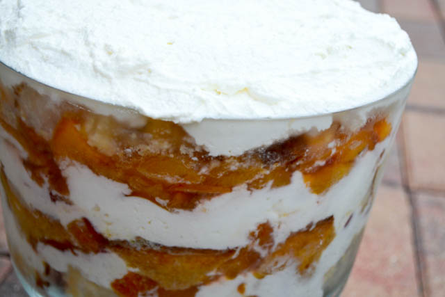 Peach Pie Trifle-2