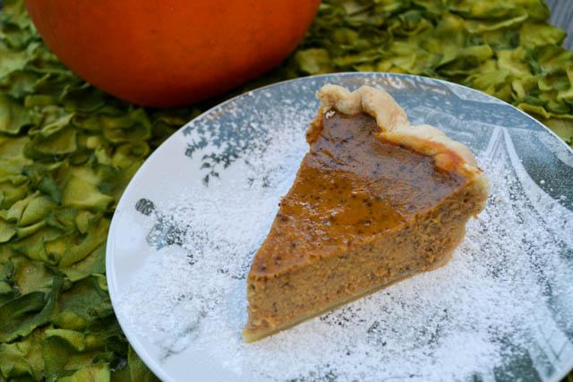 Classic Pumpkin Pie-3