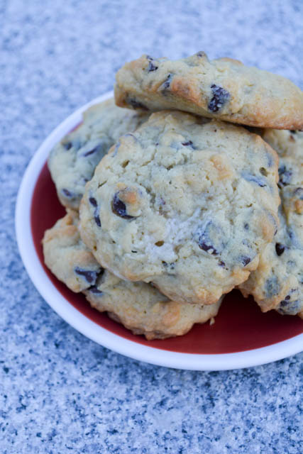 Cream Cheese Chocolate Chip Cookies-4