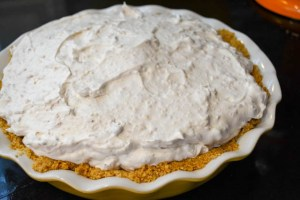 No Bake Butterfinger Pie-13