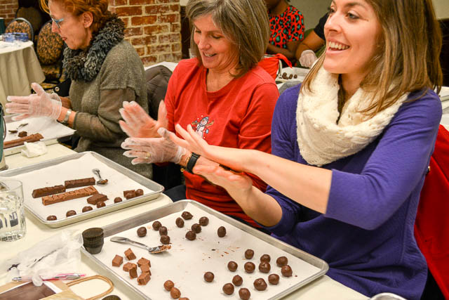 Boston Chocolate Making Class-09