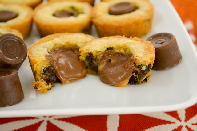 Rolo Cookie Cups-4