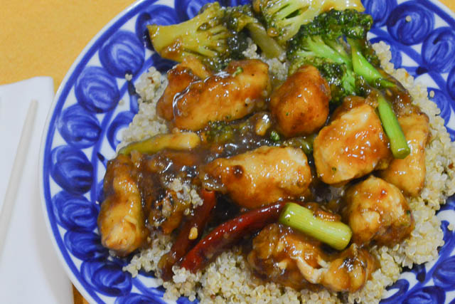 Homemade General Tso's Chicken-2