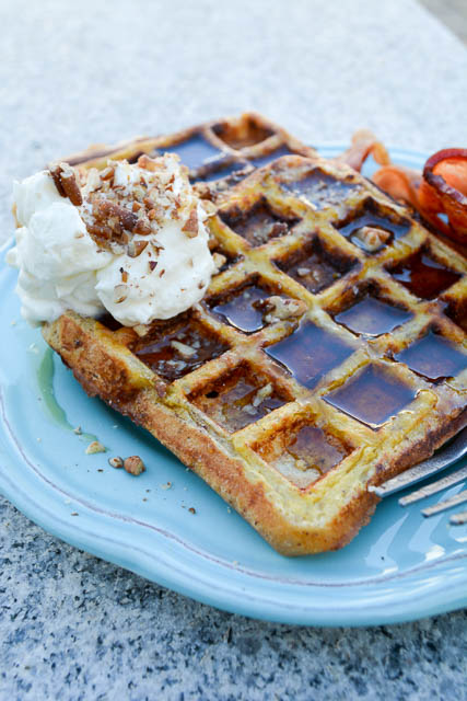 Waffled French Toast-3