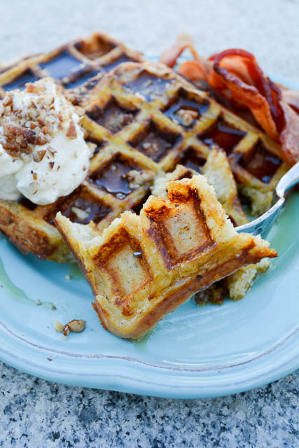 Waffled French Toast