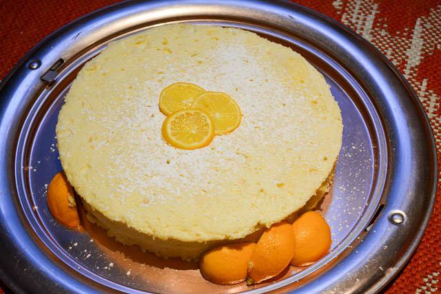 Meyer Lemon Pudding Cake-1