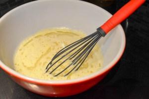 Churro Waffles with Dulce De Leche Whipped Cream-8