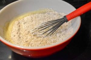 Churro Waffles with Dulce De Leche Whipped Cream-9