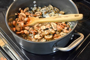 Spiralized Turnip, Mushroom, and Tomato Risotto-11