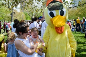 Make Way for Ducklings Parade 2015-17