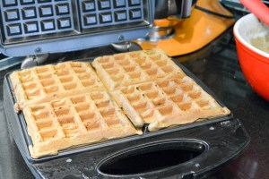 Chocolate Stout Waffles-10