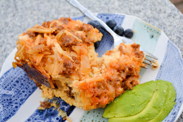 Slow Cooker Breakfast Casserole-4