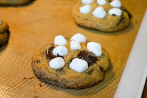 S'mores Chocolate Chip Cookies-11