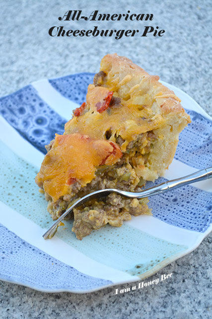 All-American Cheeseburger Pie